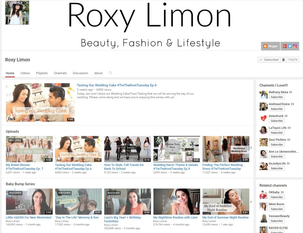 roxy-limon-youtube
